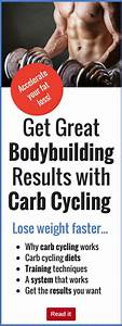 Get Great Bodybuilding Results With Carb Cycling