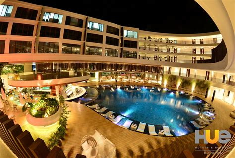 the hue hotels