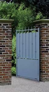 Portail De Jardin : portillon exterieur jardin portillon pour jardin sfrcegetel ~ Melissatoandfro.com Idées de Décoration