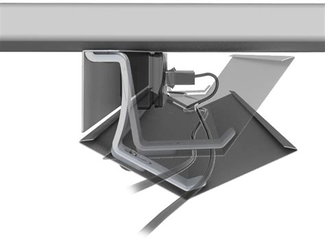 desk cable management tray under desk cable management cradle tray buy online box15
