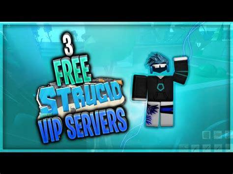 strucid vip servers strucidcodesorg