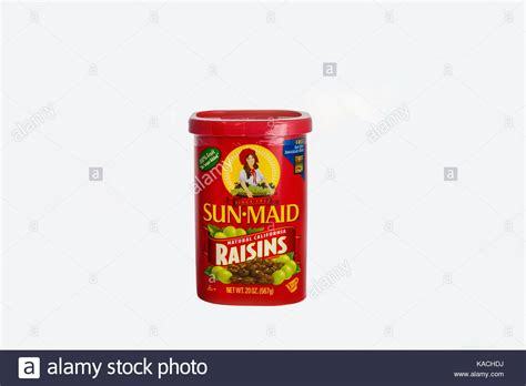 Box Of Raisins Stock Photos & Box Of Raisins Stock Images ...
