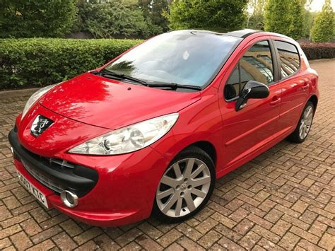 Peugeot 207 Specs by Peugeot 207 Gt Hdi 1 6 Diesel 110 Mega Spec In Coventry