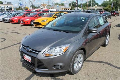 Is A Ford Focus A Compact Car by 2014 Ford Focus Named Best Compact Car Waikem Auto