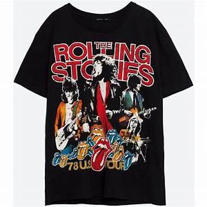 Tee Shirt Rolling Stones : 17 best ideas about rolling stones shirt on pinterest ~ Voncanada.com Idées de Décoration