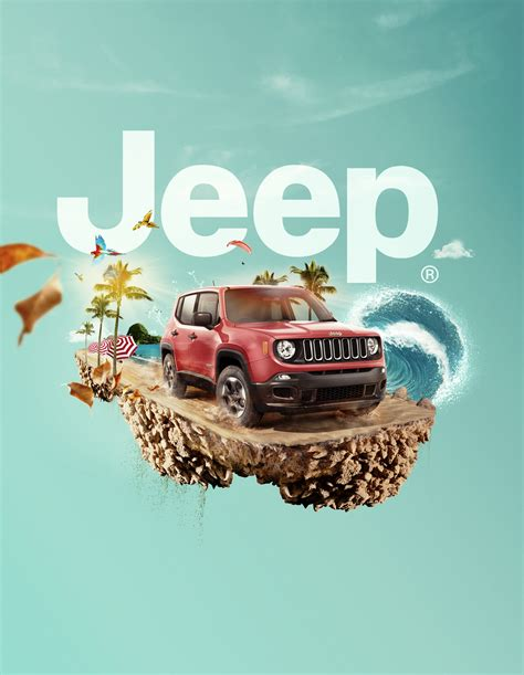 jeep print ads jeep print advert by gitanos renegade ads of the world