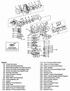 I Need A Diagram For A 2000 Honda Passport Transmission