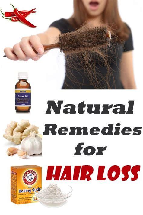 Natural Remedies for Hair Loss   Hair loss natural remedy ...
