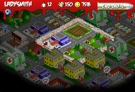 zombie game rebuild strategy apocalypse northway screenshots sarah