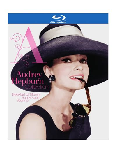 blu ray review audrey hepburn collection