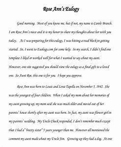 eulogy template for 28 images eulogy speech With eulogy template for father
