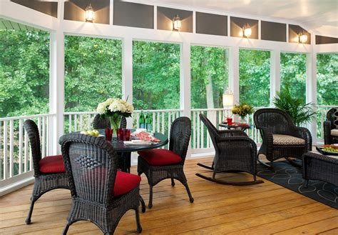 screened porch lovely addition to your home
