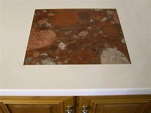 Plan De Travail Carré : carre prestige granit rouge ~ Melissatoandfro.com Idées de Décoration