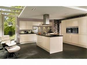 Cuisine indogate cuisine beige quelle couleur pour les for Idee deco cuisine avec couleur gris taupe pour cuisine