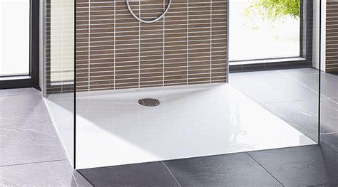 Bodenebene Dusche Gefälle by Barrierefreie Dusche Bodenebene Duschfl 228 Chen Kaufen