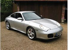 2004 Porsche 911 996 Carrera 4s Tiptronic S Coupe With