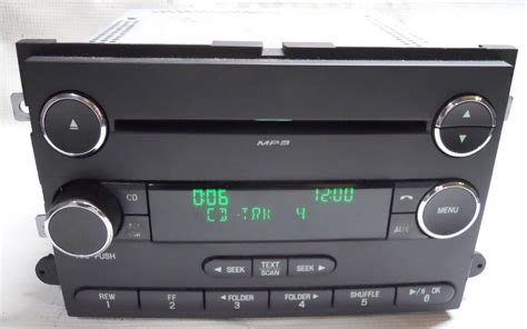 ford        factory stereo mp cd