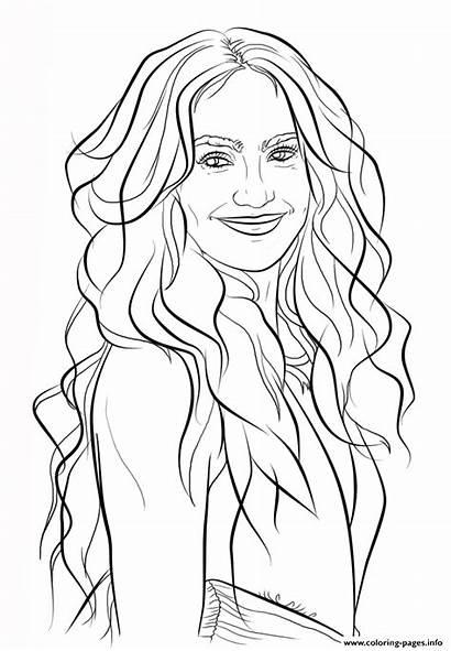 Lopez Jennifer Coloring Pages Celebrity Printable Beatles