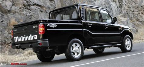 mahindra scorpio new model 2016 mahindra to launch a global pickup on new platform in 2016