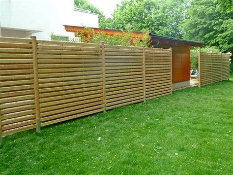 Holz Braunstein  Garten & Freizeit Sichtschutz