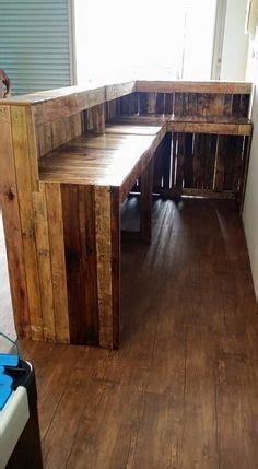 upcycled wood pallet ideas diy outdoor bar diy pallet