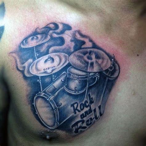 102 Fantastic Drum Tattoos Designs And Ideas   Golfian.com
