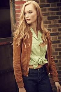 Blouson En Daim Femme : le blouson en daim sera la tendance de ce printemps 2015 blog mode homme blouson cuir ~ Melissatoandfro.com Idées de Décoration