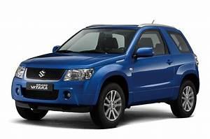 Suzuki Lanza El Grand Vitara 3 Puertas Edici U00f3n Limitada  Con 400 Unidades Para Espa U00f1a