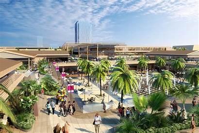Brunei Plan Waterfront Master Area Jerudong Concept