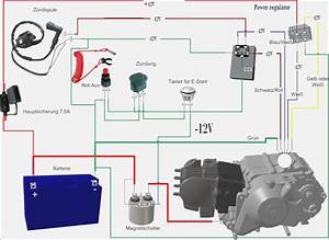 Coolster 110cc Wiring Diagram  U2013 Vivresaville Com