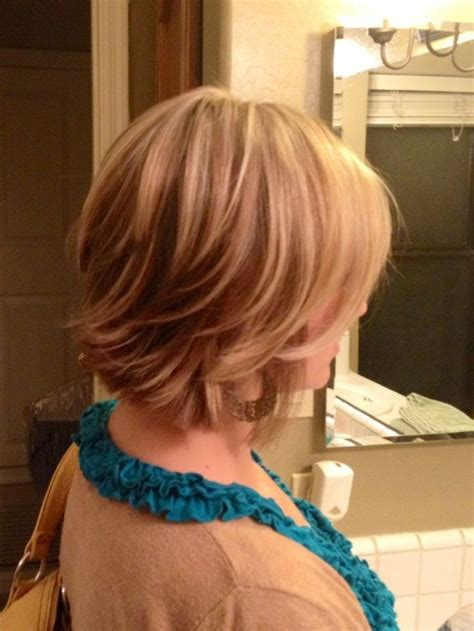 fabulous short layered bob hairstyles pretty designs