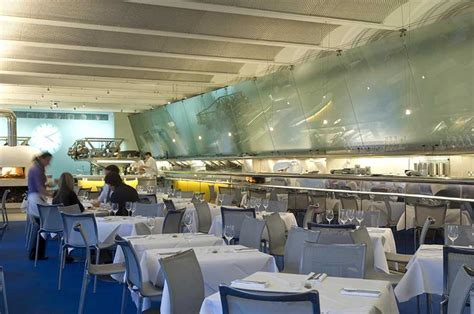 River Café London, Thames Wharf Restaurant   e architect