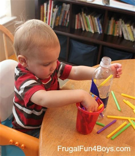 10  Activities for Busy Toddlers   Frugal Fun For Boys and