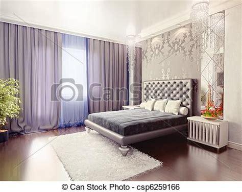 chambre a coucher luxe illustration de chambre à coucher moderne luxe chambre
