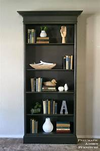 Light Wood Bookshelf 17 Best Old Bookcase And Dresser Paint Color Ideas For 2020