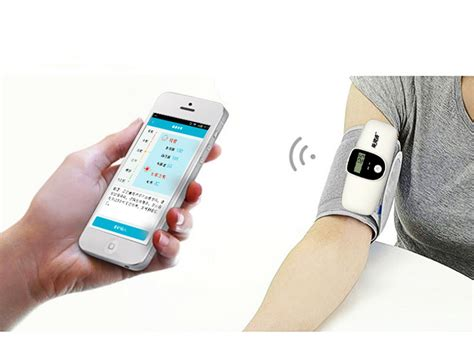 Wireless Blood Pressure Monitor Digital Bluetooth Smart