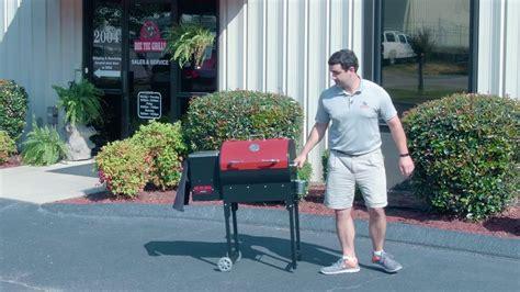 wood pellet smokers rec tec grills mini portable pellet grill review