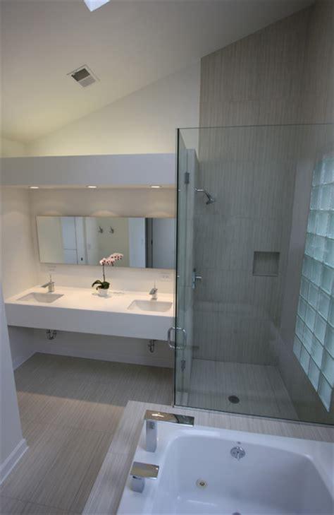 zen bathroom remodel  east lakeview asian bathroom chicago  design build  chicago