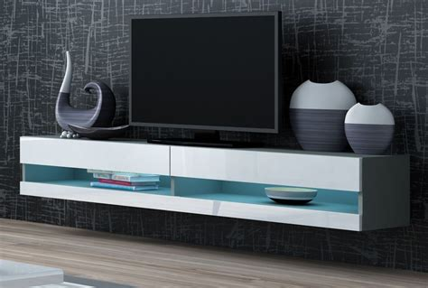 vaeggmonterad tv baenk