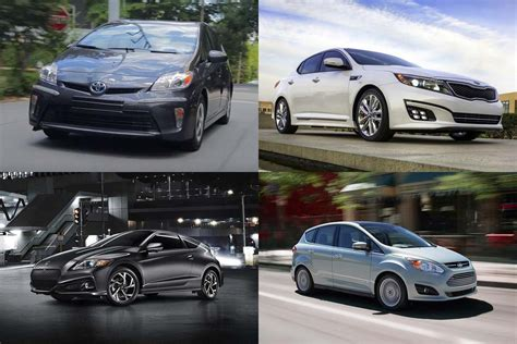 Great Hybrid Cars by 6 Great Used Hybrid Cars 15 000 For 2019 Autotrader