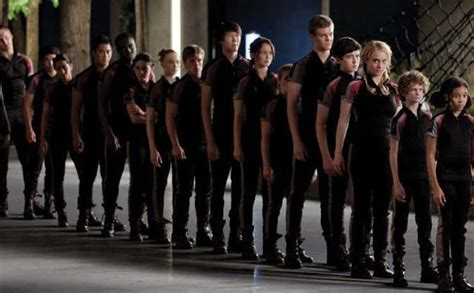 the hunger characters pictures hunger games names