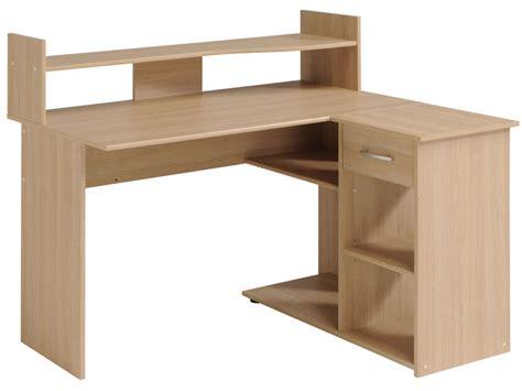 bureau conforama bois bureau