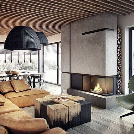 Best 25+ Chalet Interior Ideas On Pinterest  Chalets