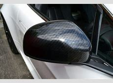 » Aston Martin Vantage Carbon Dipped Wing Mirrors