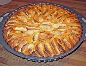 Französischer Apfelkuchen Backen : franz sischer apfelkuchen rezept mit bild von ela ~ Lizthompson.info Haus und Dekorationen