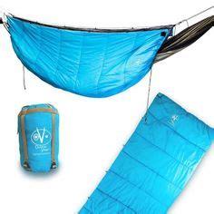 Diy Hammock Underquilt Sleeping Bag by 1000 Ideas About Hammock Tarp On Cing