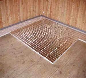 Isolant Sous Dalle Béton : isolant sol mince rev tements modernes du toit ~ Dailycaller-alerts.com Idées de Décoration