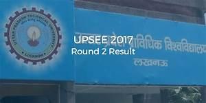 UPSEE 2017Round 2 Result Declared College Pravesh
