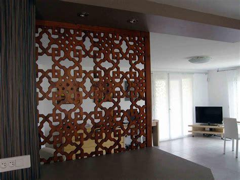 element cuisine castorama claustra en bois sur mesure par le créateur et bois