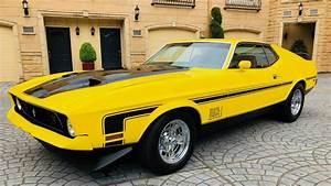 1971 Ford Mustang Mach 1 Fastback | F138.1 | Portland 2019